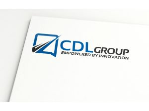CDL Group Logo Mockup