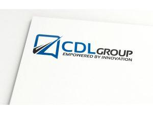 CDL Group Logo Mockup