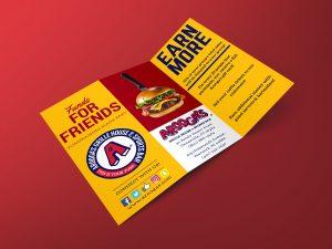 FFF Brochure Mockup