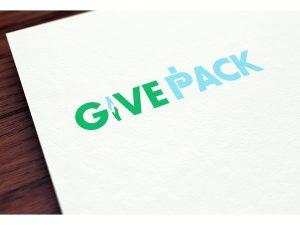 Givepack Logo Mockup