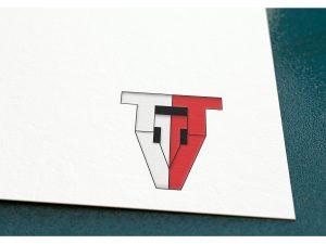 TTTV Logo Mockup